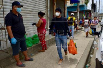 Ascienden a 272 los fallecidos por COVID-19 en Ecuador, la mayoría en Guayas