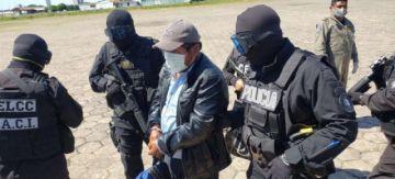 Trasladan a La Paz al dirigente acusado de coordinar con Evo el cerco a las ciudades