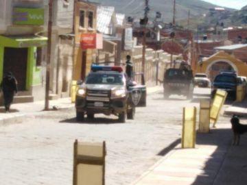 Policía detiene a ciudadanos que vulneran la cuarentena