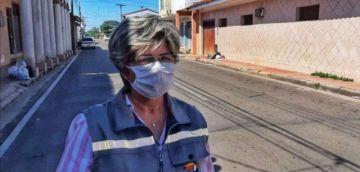 Pinckert: en Montero hay cuatro médicos laboratoristas con diagnóstico positivo por coronavirus