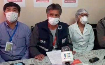 Oruro reporta nuevo caso de coronavirus y se rompe su silencio epidemiológico