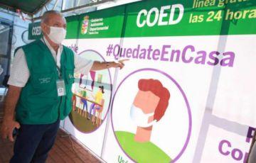 En el día 21 de la cuarentena total, Santa Cruz suma 10 nuevos positivos de COVID-19 y los fallecidos ascienden a 10