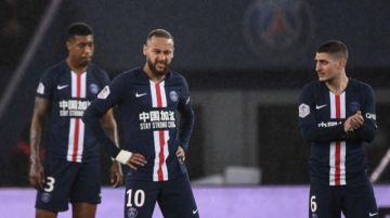 El PSG negocia con su plantel de jugadores una reducción de salarios