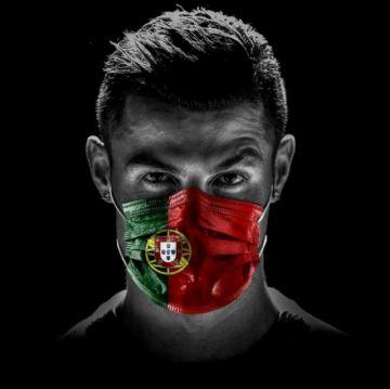 Cristiano Ronaldo resalta la unión en medio de la pandemia