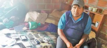Juez ordena detención preventiva por 4 meses para Faustino Yucra