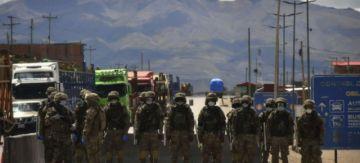 El Gobierno garantiza que todos los bolivianos en la frontera con Chile