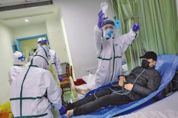 Coronavirus: los casos positivos llegaron a 300 en todo el país