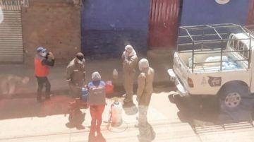 Critican el manejo del coronavirus en Potosí