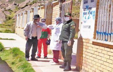 La Paz: Patzi habla de levantar en forma escalonada la cuarentena