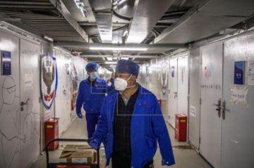 China registra el peor dato de nuevos contagios por coronavirus desde marzo