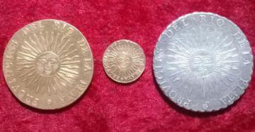 Es el aniversario de las monedas de la libertad