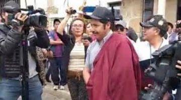 Juez dispone que Urquizu salga de la cárcel, bajo fianza y detención domiciliaría