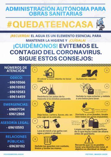 Aapos atiende un promedio de seis emergencias diarias durante la cuarentena