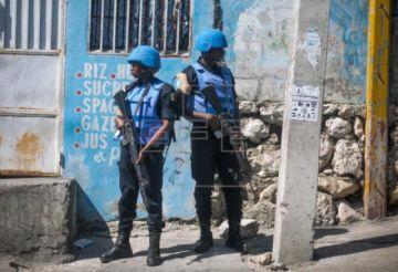La ONU extrema precauciones para que sus cascos azules no propaguen el nuevo coronavirus