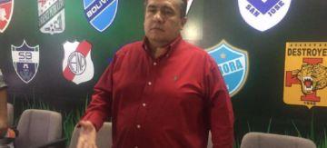 """Robert Blanco: """"estamos esperando una propuesta de Fabol"""""""