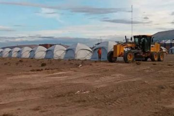 Cancillería informa que desde hoy 770 bolivianos ingresan a cuarentena en Iquique