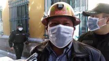Se espera entrega de reactivos para que laboratorio funcione en Potosí