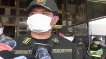 Hay 13 policías infectados con coronavirus