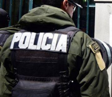Cuatro policías  fueron atrapados bebiendo en un módulo
