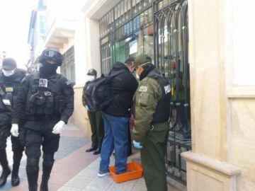 Bancos y financieras endurecen medidas de seguridad en Potosí