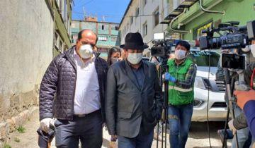 Rafael Quispe compareció ante la Felcc y se salva de las celdas policiales