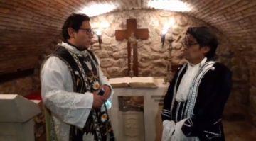Conozca las criptas del templo de La Merced