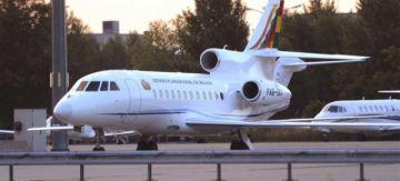 El Gobierno interino de Bolivia estudia vender el avión que usaba Evo Morales