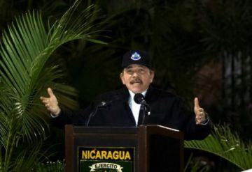 Daniel Ortega reaparece en TV tras 34 días