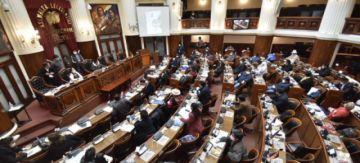 Diputados aprueba en grande ley de prevención contra el COVID-19 y declara cuarto intermedio