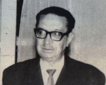 Es el aniversario de nacimiento de José Enrique Viaña