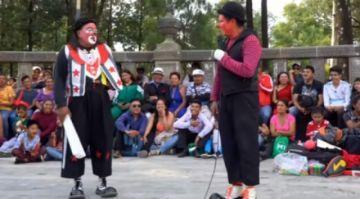 Tarija: Payasos, magos, músicos y otros artistas reciben apoyo gracias a campañas