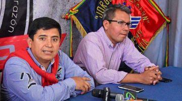 """Gróver Vargas: """"Fabol hace su trabajo, pero acá salimos de la crisis entre todos"""""""