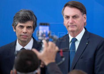El nuevo ministro de Salud de Brasil asume sin un mensaje claro sobre la cuarentena