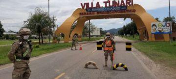 En Chapare los policías expulsados siguen en el puesto militar y los cocaleros culpan de la violencia al Ministerio de Gobierno