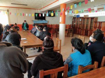 Sedeges planifica actividades para centros de acogida durante la cuarentena