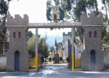 Colegio Militar del Ejército conmemora su aniversario