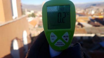 Potosí amanece este sábado con el clima tendiendo a mejorar