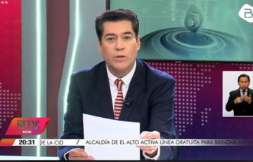 Bolivia TV suspende proyecto de incorporar programas privados por crisis del COVID-19