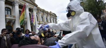 La economía boliviana caerá este 2020 en 3,4 % por el coronavirus