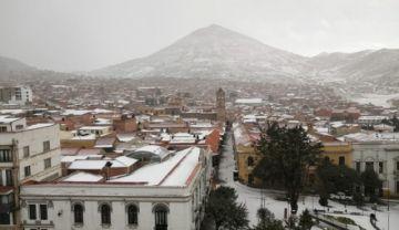 Coronavirus paraliza  explotación de plata del Cerro Rico de Potosí