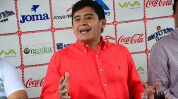 """Vargas: """"Fabol hace su trabajo, pero acá salimos de la crisis entre todos"""""""