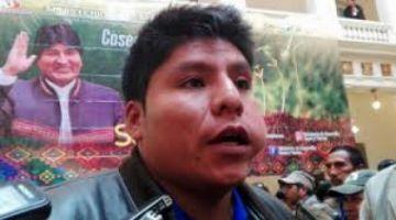 """Cocalero asegura que """"encapsular"""" a Chapare es un acto criminal; amenaza con medidas radicales"""