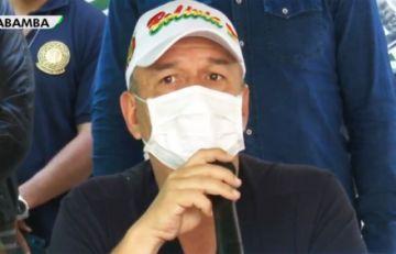 """Gobierno encapsula el Chapare por coronavirus: """"nadie entra, nadie sale"""""""