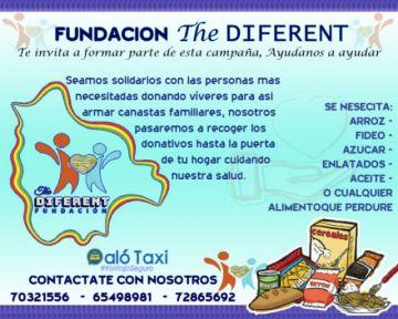 """""""The Diferent"""" lanza su fundación de ayuda"""