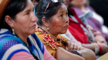 Ecuador, Perú y Bolivia encaminan campañas de información sobre el COVID-19 en lenguas originarias