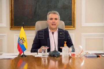 El presidente Iván Duque prolonga hasta el 11 de mayo la cuarentena en Colombia