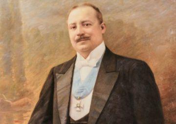 Es el aniversario de la muerte de Simón Iturri Patiño