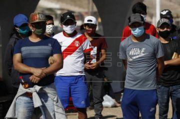 Perú se acerca al límite de su capacidad de atención por la COVID-19