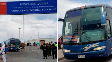 Nuevo grupo de bolivianos ingresa a Pisiga desde Chile para completar su cuarentena
