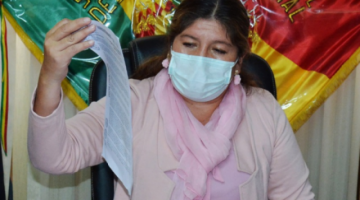 Gobernación de Cochabamba presenta recurso de nulidad por designación de director del Sedes
